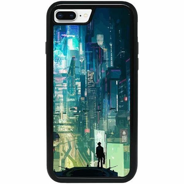 Apple iPhone 7 Plus Heavy Duty 2IN1 Cyberpunk 2077
