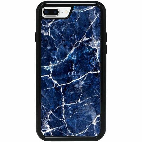 Apple iPhone 7 Plus Heavy Duty 2IN1 Marbles x2