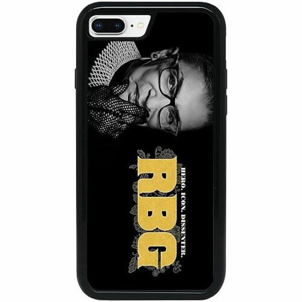 Apple iPhone 7 Plus Heavy Duty 2IN1 Ruth Bader Ginsburg (RBG)