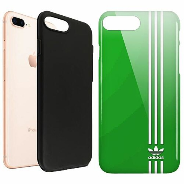 Apple iPhone 8 Plus LUX Duo Case (Glansig)  Adidas