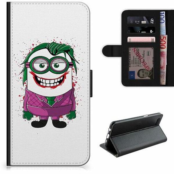 Apple iPhone 12 Pro Lyxigt Fodral Joker Minion