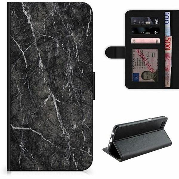 OnePlus 7 Lyxigt Fodral Marmor