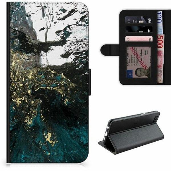 OnePlus 7T Pro Lyxigt Fodral Mönster
