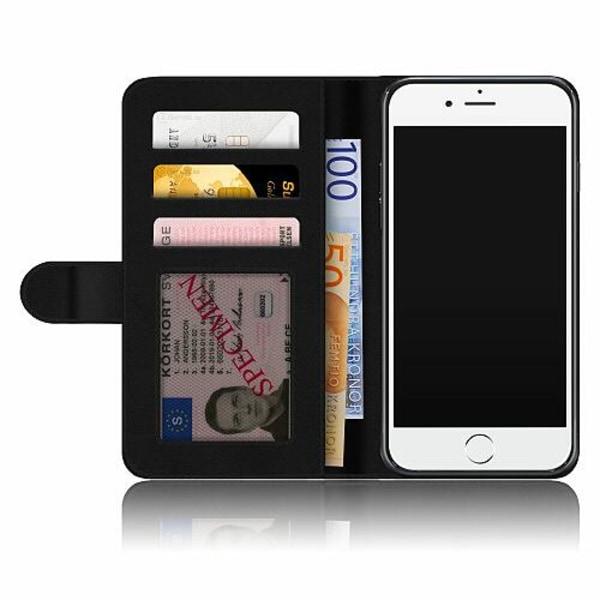 Apple iPhone 7 Plus Plånboksskal Stickers