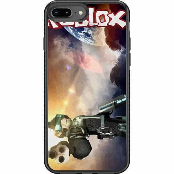 Apple iPhone 7 Plus Soft Case (Svart) Roblox
