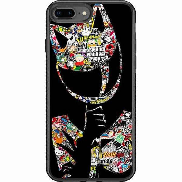 Apple iPhone 7 Plus Billigt mobilskal - Stickers