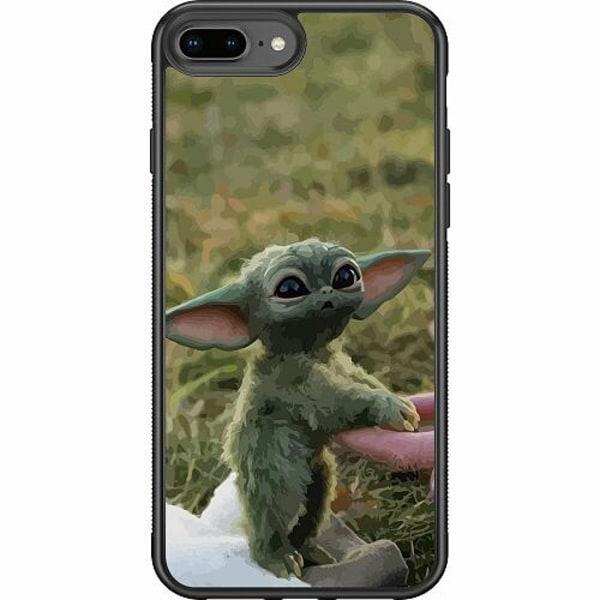 Apple iPhone 8 Plus Billigt mobilskal - Yoda