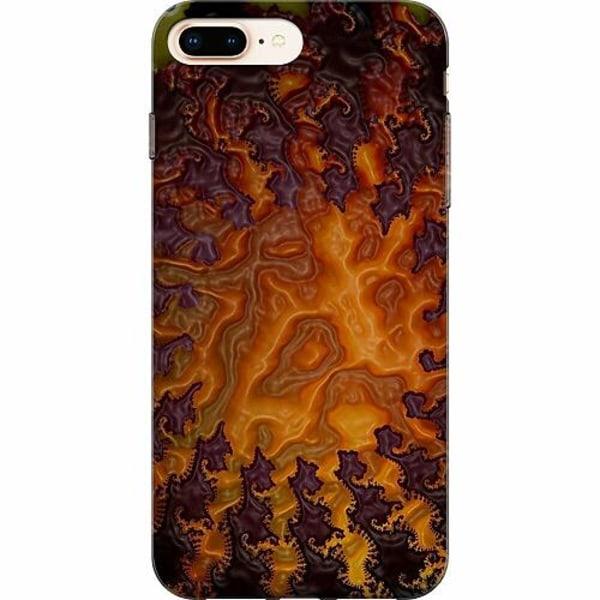 Apple iPhone 8 Plus TPU Mobilskal Deep Crust