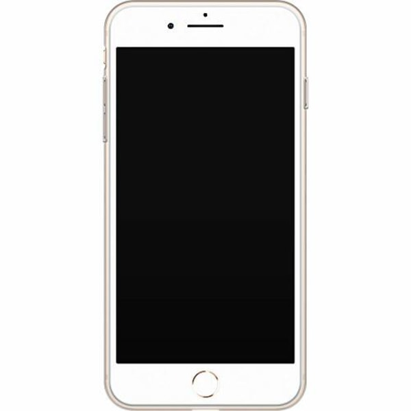 Apple iPhone 8 Plus TPU Mobilskal Blommor