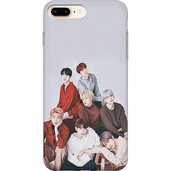 Apple iPhone 8 Plus TPU Mobilskal K-POP BTS