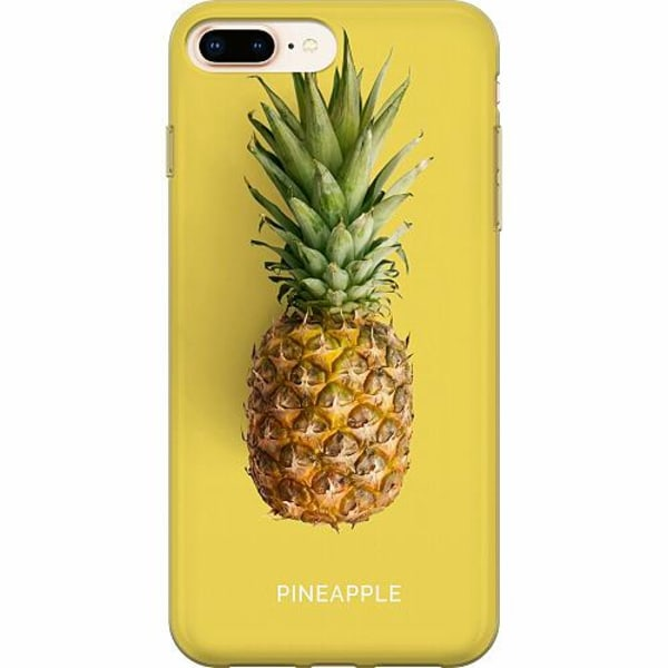 Apple iPhone 8 Plus TPU Mobilskal Not A Pine Nor A Fruit