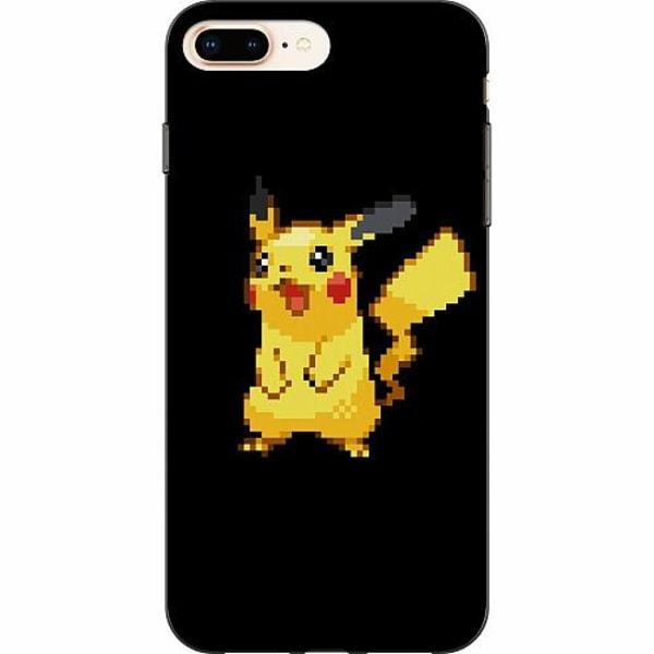 Apple iPhone 8 Plus TPU Mobilskal Pikachu