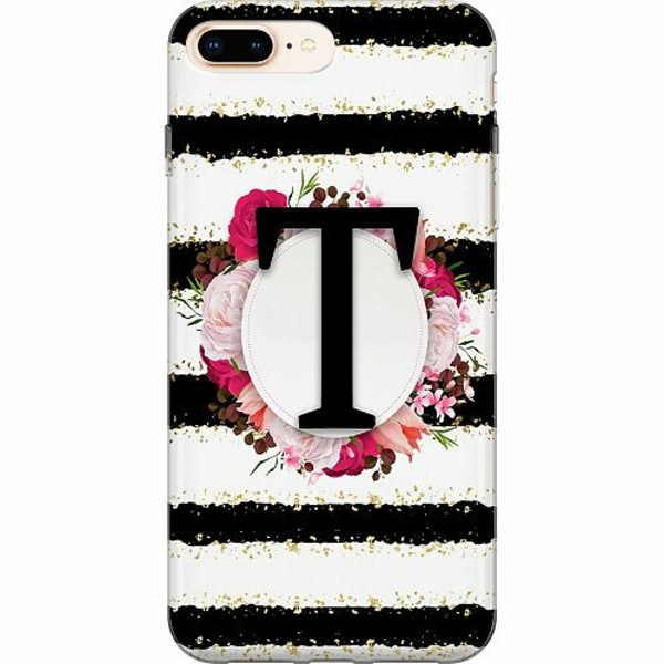 Apple iPhone 8 Plus TPU Mobilskal T