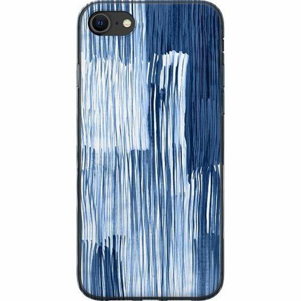 Apple iPhone SE (2020) Mjukt skal - Rain On Windowsill