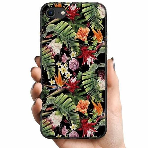 Apple iPhone 7 TPU Mobilskal Scarlet
