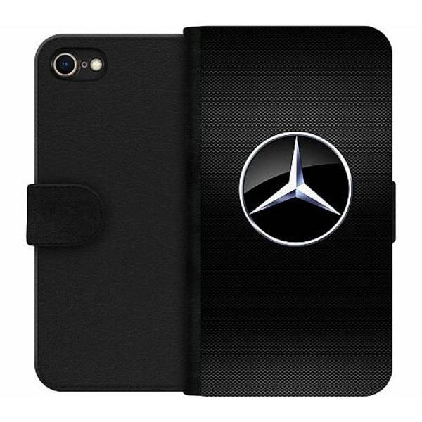 Apple iPhone 8 Wallet Case Mercedes