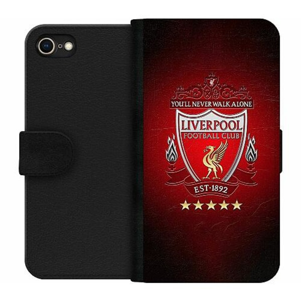 Apple iPhone 8 Wallet Case YNWA Liverpool