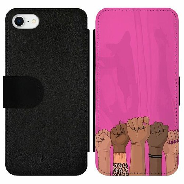 Apple iPhone 7 Wallet Slim Case International Women's Day