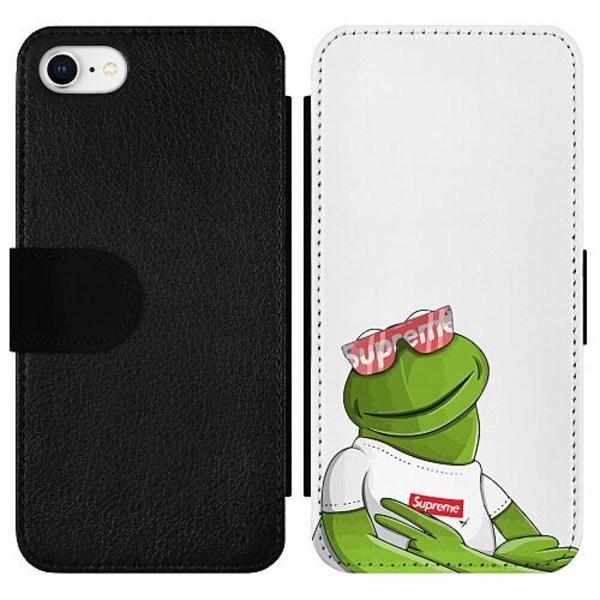 Apple iPhone 7 Wallet Slim Case Kermit SUP