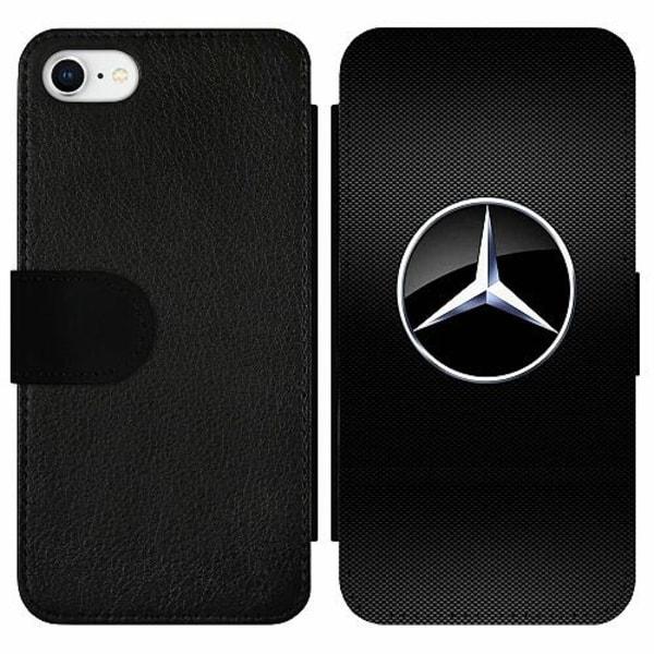 Apple iPhone 7 Wallet Slim Case Mercedes
