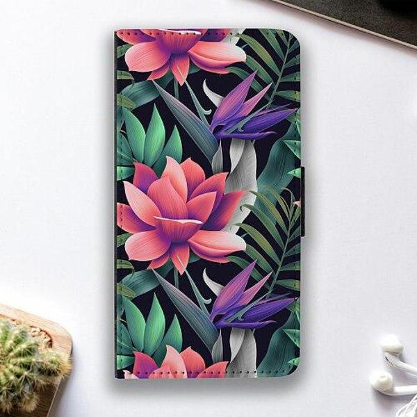 Apple iPhone XS Max Fodralskal Blommor