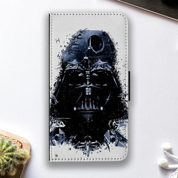 Apple iPhone XS Max Fodralskal Darth Vader
