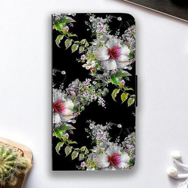 Apple iPhone XS Max Fodralskal Flower star