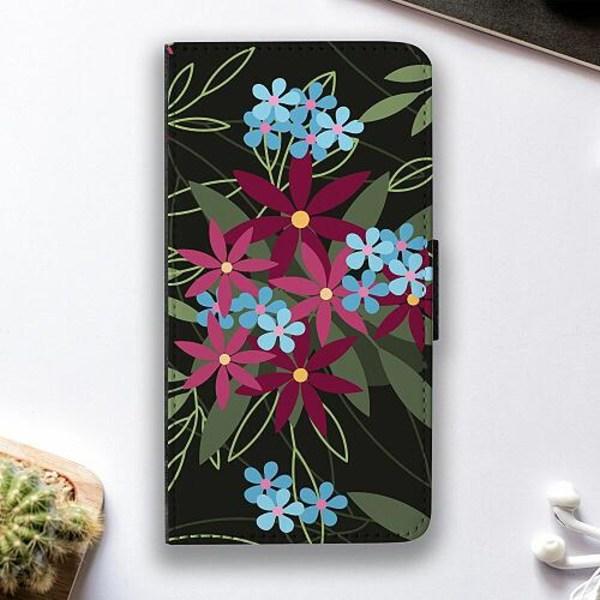 Apple iPhone XS Max Fodralskal Flowerz