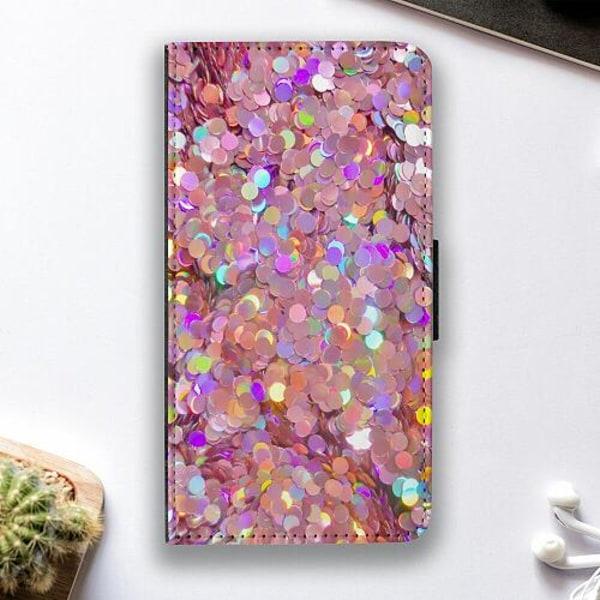 Apple iPhone XS Max Fodralskal Glitter