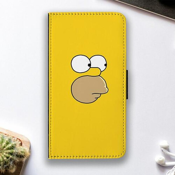 Huawei P40 Lite E Fodralskal Homer Simpson