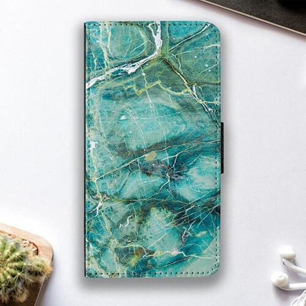 Huawei P40 Lite E Fodralskal Light Emerald