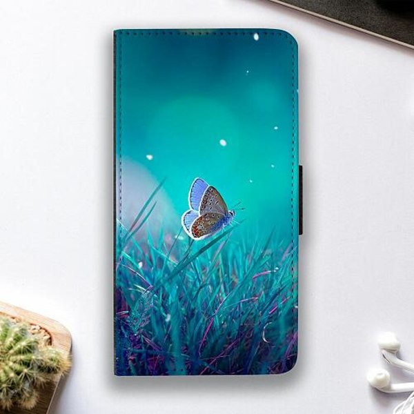 Huawei P40 Lite E Fodralskal Magical Butterfly