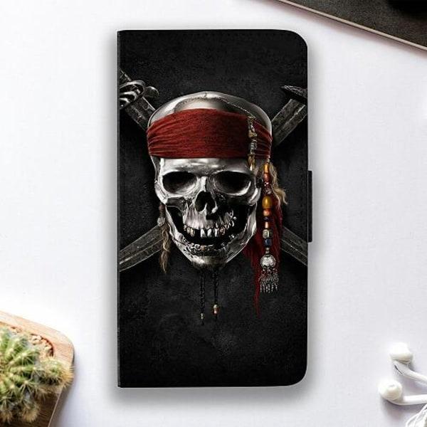 Huawei P Smart (2018) Fodralskal Pirate