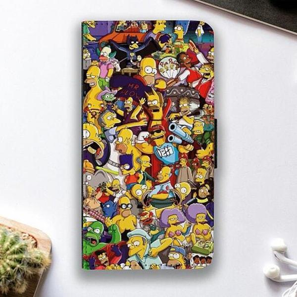 Apple iPhone XS Max Fodralskal Simpsons