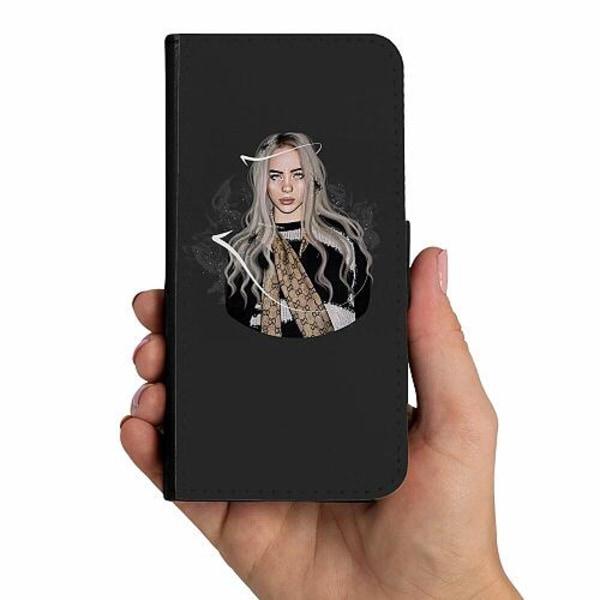 Samsung Galaxy A10 Mobilskalsväska Billie Eilish 2021