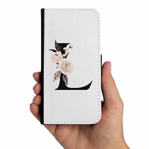 Samsung Galaxy A10 Mobilskalsväska Bokstäver