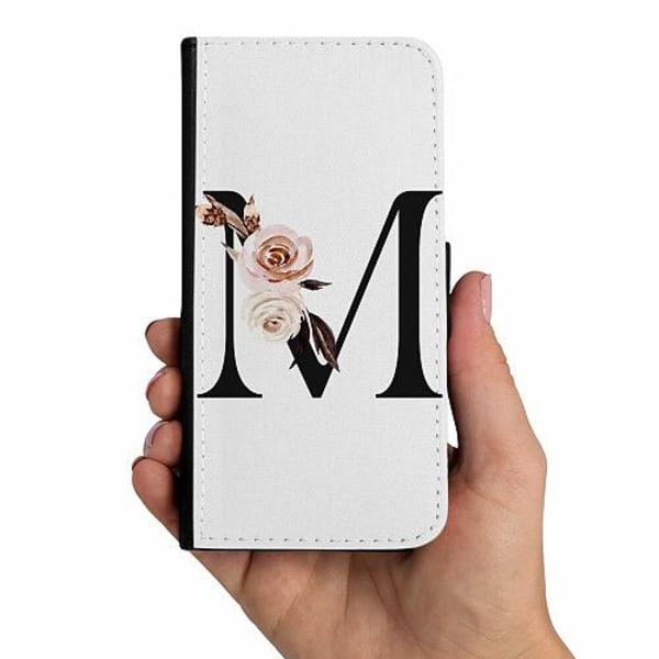 Samsung Galaxy A20s Mobilskalsväska Bokstäver