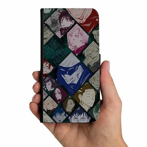 Samsung Galaxy A10 Mobilskalsväska Jujutsu Kaisen