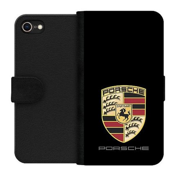 Apple iPhone 7 Plånboksfodral Porsche