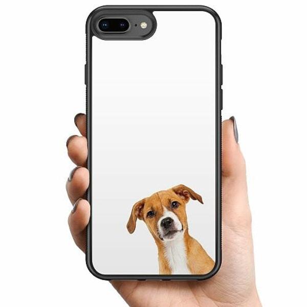 Apple iPhone 8 Plus Billigt mobilskal - PopUp Dog