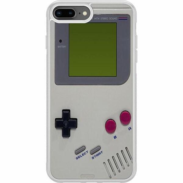 Apple iPhone 7 Plus Soft Case (Frostad) Spel