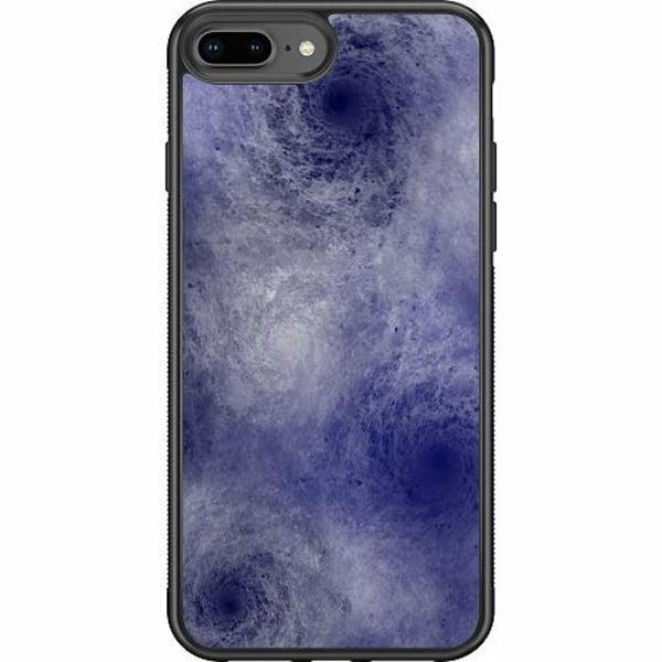 Apple iPhone 7 Plus Soft Case (Svart) Pattern