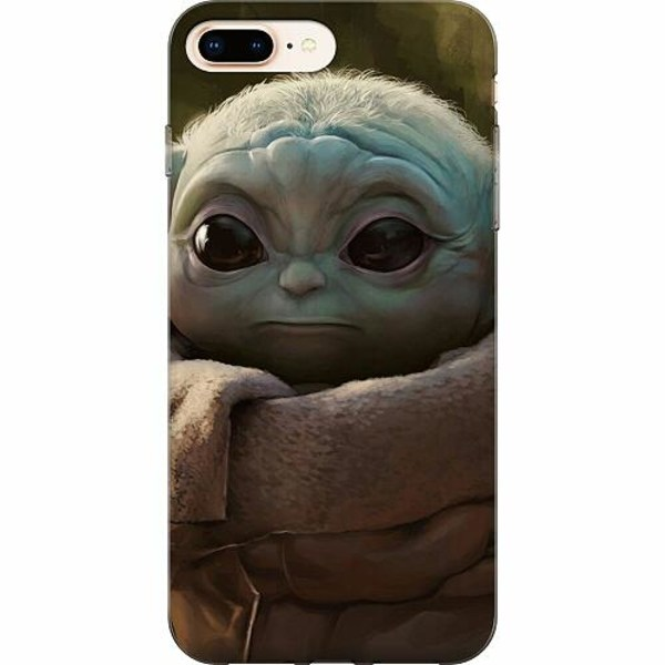 Apple iPhone 7 Plus Thin Case Baby Yoda