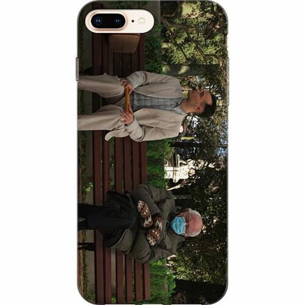 Apple iPhone 8 Plus TPU Mobilskal Bernie Sanders Meme