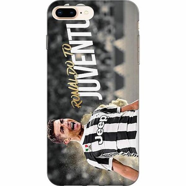 Apple iPhone 8 Plus TPU Mobilskal Ronaldo