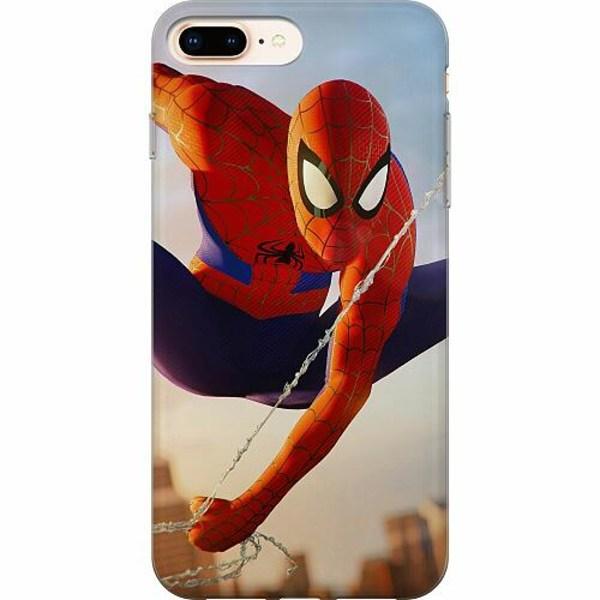 Apple iPhone 8 Plus TPU Mobilskal Spiderman
