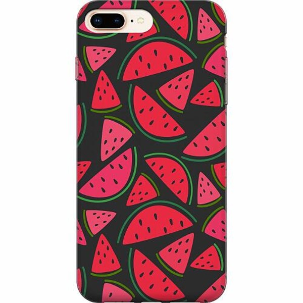 Apple iPhone 8 Plus TPU Mobilskal Watermelon Sugar High