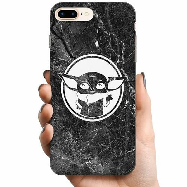Apple iPhone 8 Plus TPU Mobilskal Baby Yoda