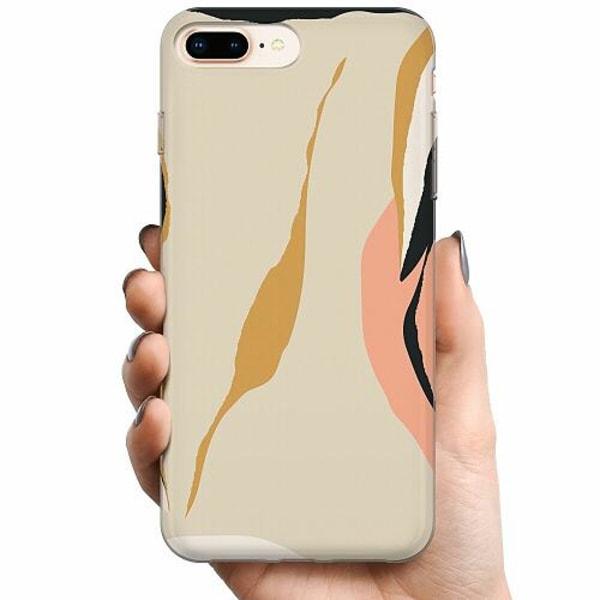 Apple iPhone 8 Plus TPU Mobilskal Beiges B