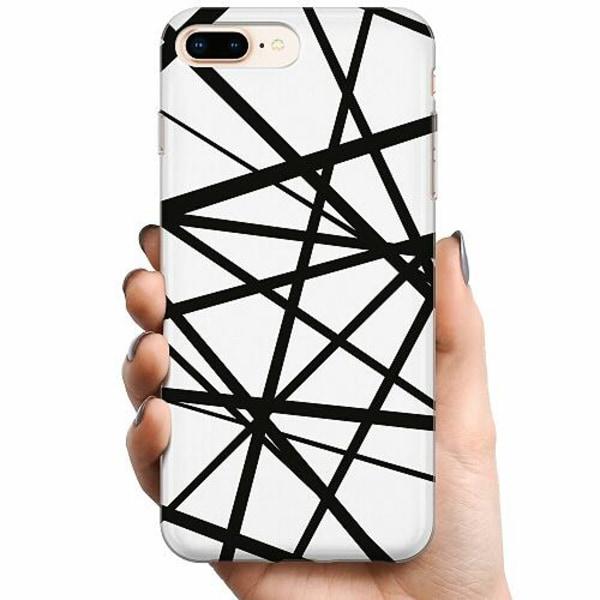 Apple iPhone 8 Plus TPU Mobilskal Caught In Webs